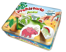 Balance game Prehistoric Junior