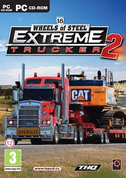 18 Wheels of Steel Extreme Trucker 2 SK