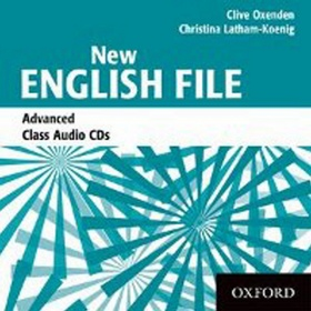 CD New English File Advanced Class Audio