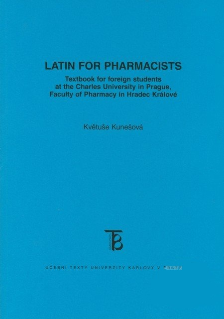 Latin for Pharmacists