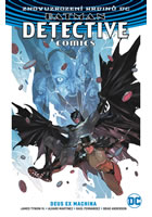 Batman Detective Comics 4: Deus Ex Machina (CZ + USA obálka)