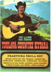 Toulavá country kytara